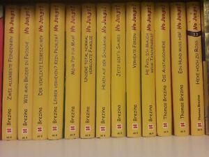 Thomas Brezina No Jungs Sammlung 13 Bücher Top