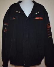 Schneider National Jacket XL Trucking Logistics Coat Zip Out Liner Patches vtg