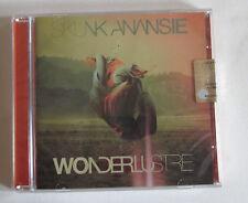 # SKUNK ANANSIE  - WONDERLUSTRE-  CD E DVD  NUOVO SIGILLATO -