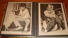 ELVIS A SCRAPBOOK OF MEMORIES   LOADED WITH PICTURES AND ARTICLES!!!!