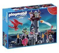 PLAYMOBIL® Knights - Kampf Um Den Drachenturm - 5089 - NEU