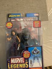Marvel Legends X-23 Purple Variant Apocalypse Series Toy Biz 2005