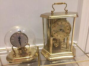 400 day antique anniversary clock Working