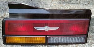 OEM 1984-1985 Cadillac Cimmaron LEFT Drivers Side Rear Tail Light Lamp Assembly