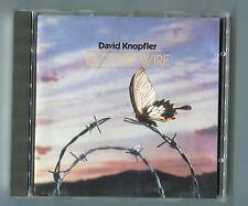 David knopfer-CD-cut the wire © 1986 Intercord INT 845.096 VERY RARE 9-Track