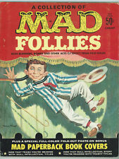 MAD FOLLIES #1 4.5 01/1963 OFF-WHITE PAGES