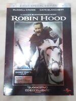 Robin Hood - Crowe - Film - Edizione Slipcase con 2 DVD - COMPRO FUMETTI SHOP