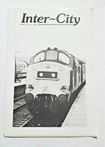 Inter-City Railway Society ICRS Monthly Magazine July 1981. Loco workings 25,40s