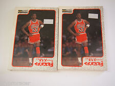 1996/97 NBA Micheal Jordan Upper Deck Collectors Choice 1984-85 MJ REWIND VHTF