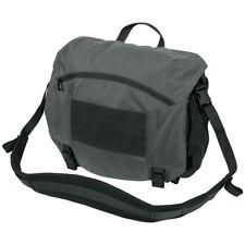 New listing Helikon Urban Courier Bag Large Nylon Hiking Outdoor Hunting Shadow Grey / Black
