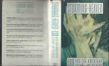 Storming Heaven LSD and the American Dream by Jay Stevens 1987 Atlantic hc/dj