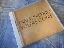 Diamond Rio You're Gone CD Single 1998