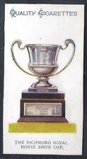 PATTREIOUEX-SPORTS TROPHIES-#14- RICHMOND ROYAL HORSE SHOW CUP