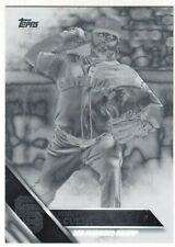 2016 TOPPS #416 JOHNNY CUETO Black and White Negative