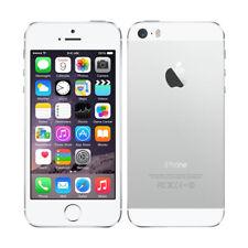 Apple iPhone 5S A1533 64GB Plata 4G Smartphone Móvil Libre Teléfono Desbloqueado
