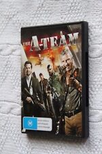 The A-Team (DVD), R-4, Starring: Liam Neeson, Like new, free shipping Aus-wide