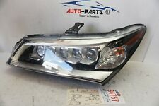 2014 2015 2016 ACURA MDX LEFT DRIVER FULL LED HEADLIGHT OEM UE94757