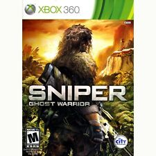 Sniper: Ghost Warrior Xbox 360 [Factory Refurbished]