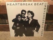 """SEALED Psychedelic Furs Heartbreak Beat 12"""" Single 45RPM"""