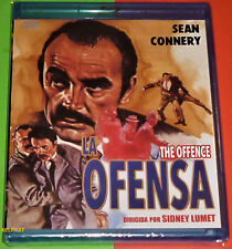 LA OFENSA / THE OFFENCE Sidney Lumet 1972 - English Español - Precintada