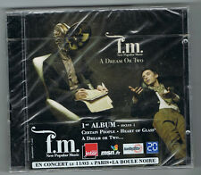 F.M. NEW POPULAR MUSIC - A DREAM OR TWO - CD 12 TRACKS - 2008 - NEUF NEW NEU