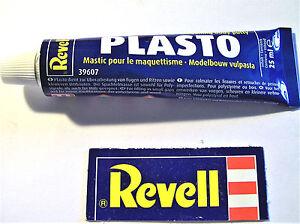 REVELL PLASTO  FILLER MODELING BODY PUTTY   25ml    39607
