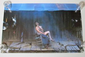 TORI AMOS Boys For Pele POSTER 1996 FEA Dew Drop Inn Tour Bonus USED RARE