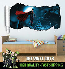 Superheroes Large Wall Decals & Stickers