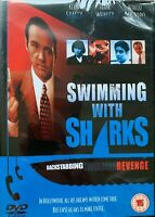 Swimming with Sharks DVD 1994 Boss from Hell Cult Comedy Classic