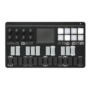 Korg nanoKEY Studio Bluetooth and USB MIDI Keyboard Controller