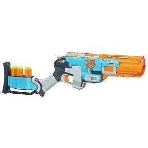 NEW Nerf Zombie Strike Sledgefire Blaster