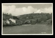 Somerset HOLFORD Panoramic view used 1953 RP PPC