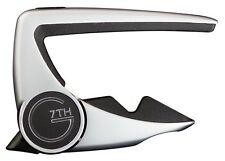 G7th Performance 2 Guitar Capo - Silver - Capo for Acoustic and Electric Guitars
