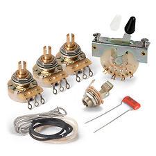 Golden Age Premium Wiring Kit for Stratocaster