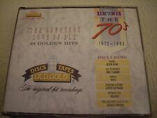 THE GREATEST LOVE OF ALL - 2CD-Box Elton John Kiki Dee Toto Neil Sedaka Abba NM