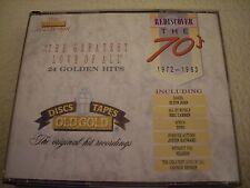 THE GREATEST LOVE OF ALL - 2CD-Box Elton John Kiki Dee Toto Neil Sedaka Abba NM