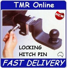 Tow Bar Hitch Receiver Lock Pin Trailer Towing Lock Ford Territory Bronco F350