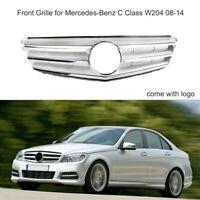 Für Mercedes Benz C Klasse Avantgarde Kühlergrill Kühler Grill W204 2008-2014