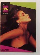 PAULA ABDUL 1991 PRO SET MUSIC CARDS # 26