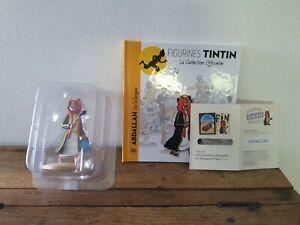 Figurine TINTIN N°70 Abdallah Hergé moulinsart No Leblon St Emett