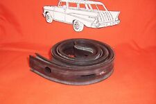 1955 1956 1957 Chevy Hardtop Flipper Seals Belair Rubber Gasket Made In USA