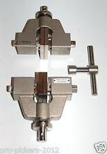 SHIMADZU Screw Type Flat Grip Machine Tool Set For AGS-X Series Precision Tester