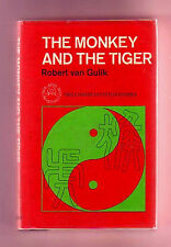 THE MONKEY AND THE TIGER (Robert van Gulik/1st Brt./Judge Dee/ancient China)