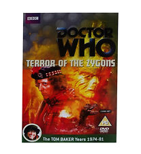 Doctor Who - Terror Of The Zygons (DVD, 2013 2-Disc Set) BRAND NEW/SEALED Dr Who