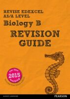 Revise Edexcel AS/A Level Biology Revision Guide with FREE onli... 9781447989967
