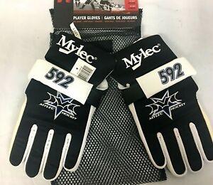 Mylec Hockey Player Gloves #592, Size S - 9N_16