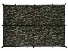 Aqua Quest Defender Tarp Basha - 100% Waterproof 3 x 2 m Durable Camouflage Camo