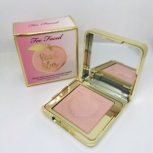 Too Faced Peach Blur Translucent Smoothing Finishing Powder 4g Travel Size