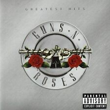 GUNS N' ROSES - GREATEST HITS CD - NOVEMBER RAIN / SWEET CHILD O' MINE +