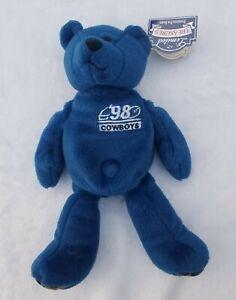 1998 Deion Sanders Limited Treasures NFL Premium Pro Bear
